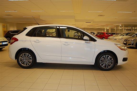 Citroën C4 VTI 120 NORDIC EDITION Husvagn-övrigt, 129900 kr,  mil