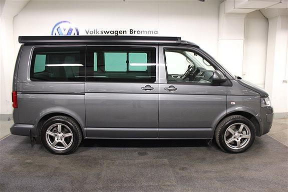 Volkswagen California TDI 180 DSG Husbil-övrigt, 449900 kr, 6353 mil
